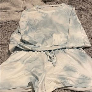 Other - Tie dye lounge set